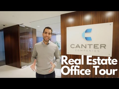 Real Estate Office Tour! | Sell With Manuel Vlog 003