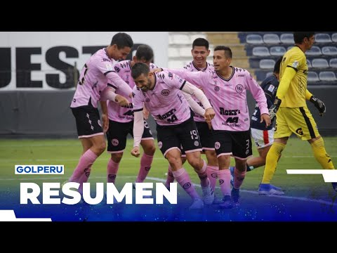 Sport Boys Cienciano Goals And Highlights