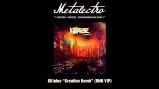 Killafoe - Creation Bomb (DNB VIP) [Free DL]