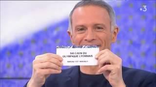 Tirage au sort des demi-finales de la coupe de France