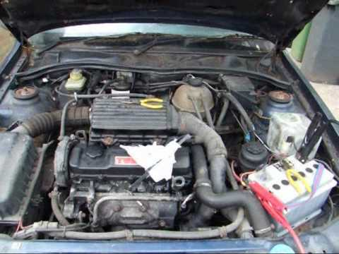 1993 vauxhall cavalier 17TD trying to start (PART 2
