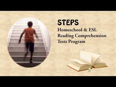 Online Reading Comprehension Test Program