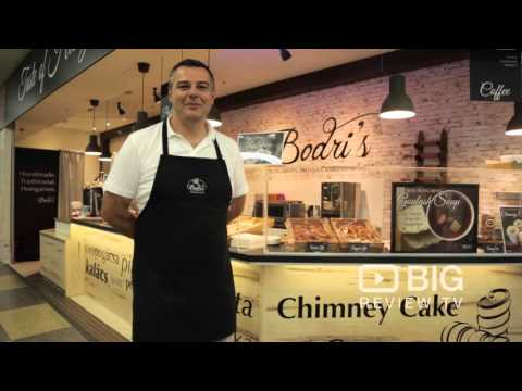 Bodri's Hungarian Artisan Bakery in Adelaide for Cakes and Pastries