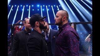 KSW 46: Mamed Khalidov vs Tomasz Narkun 2 - rozmowa w klatce