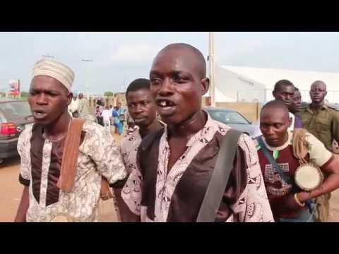 Bata Drumming in Abeokuta, Ogun State, Nigeria