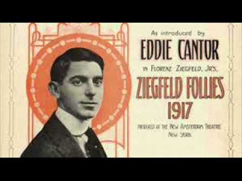 Eddie Cantor - The Modern Maiden's Prayer 1917 Suffragette Songs