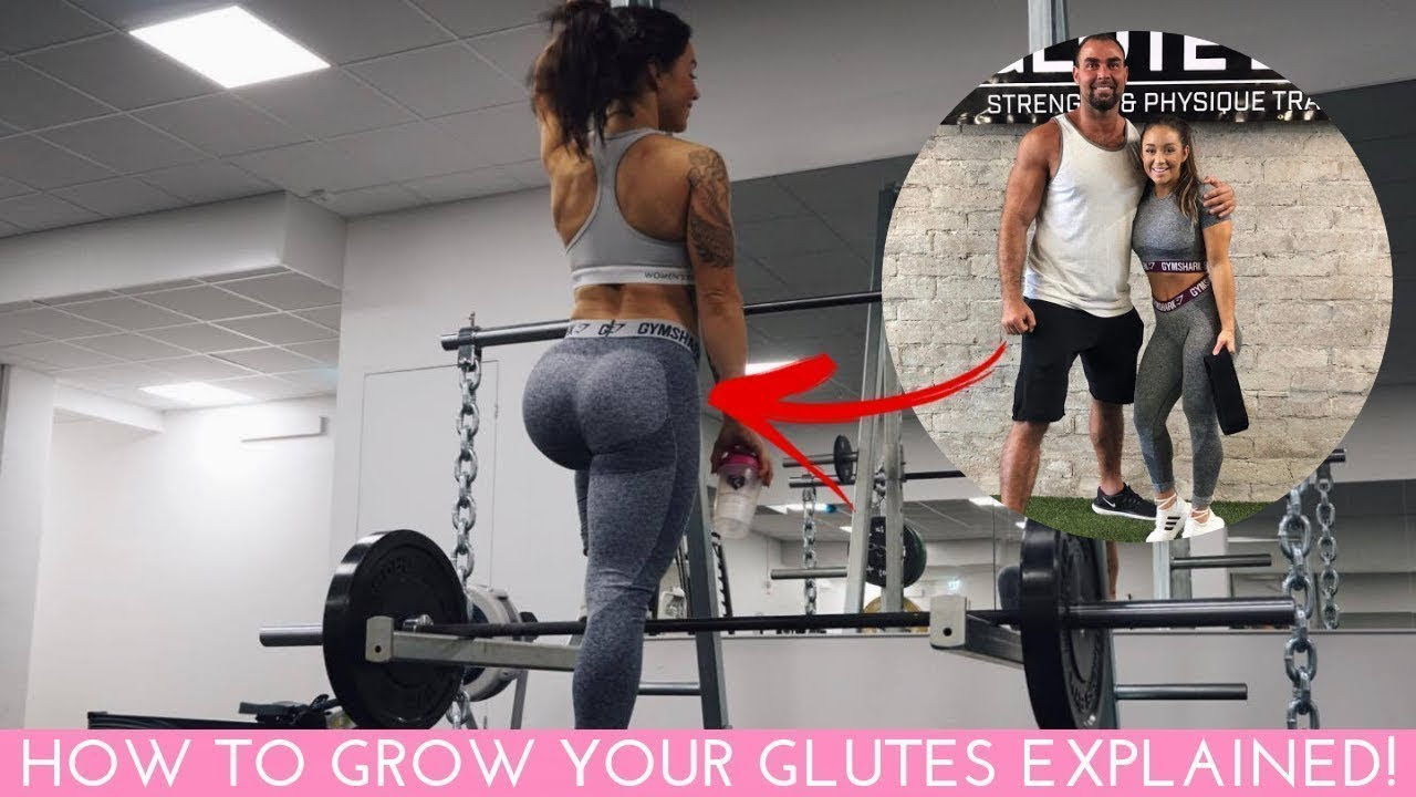 HOW TO BUILD YOUR GLUTES THE SCIENTIFIC WAY - EXPLAINED BY THE