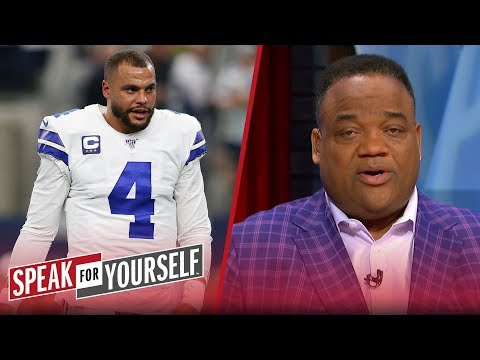 Dak's frustration is writing $40M check the Cowboys can't cash — Whitlock   NFL   SPEAK FOR YOURSELF