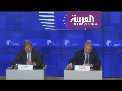 الاتحاد الأوروبي متهم بانتهاك القانون الدولي ضد المهاجرين  - 00:54-2019 / 6 / 19