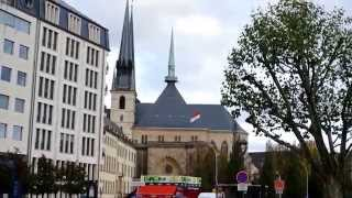 Things to do in Luxembourg City.