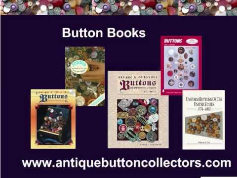 Antique Button Collecting