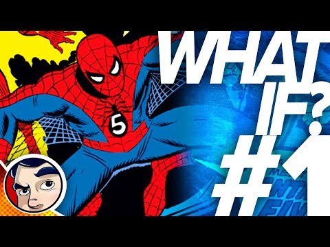 What If Spider-Man Was on The Fantastic Four? Auram's What If