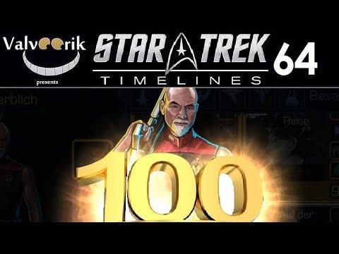 Star Trek Timelines *64* Über 100x Unsterbliche Crew