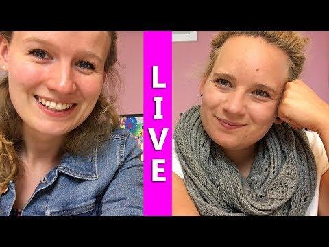 Livestream DIY Inspiration | Eigene DIY App 😍 | Unsere Überraschung für euch 🌈 | Ankündigung