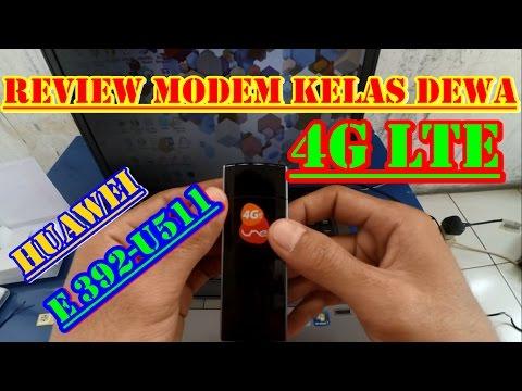 #REVIEW MODEM HUAWEI  E392-U511