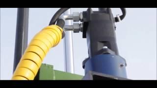 Буровая установка TS малогабаритная, прицепная с гидроприводом(, 2015-08-05T11:52:07.000Z)