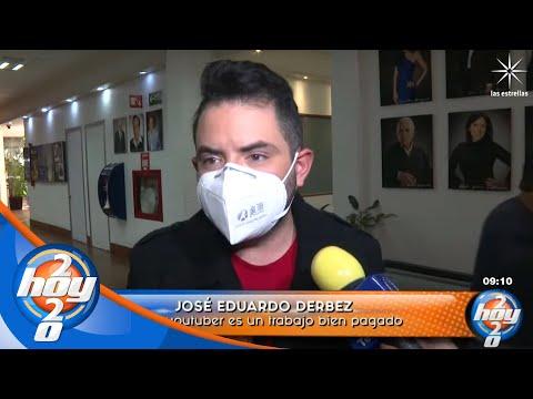 José Eduardo Derbez agradece a su madre por fomentar una buena relación con su papá | Hoy