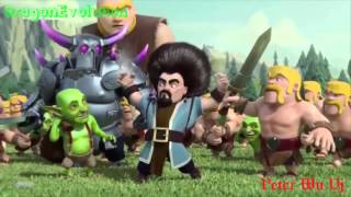 Dragon Evolution Thema Song Clash Of Clans Remix