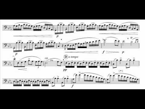 Dave Werden, Euphonium - Schubert's Arpeggione Sonata, 1