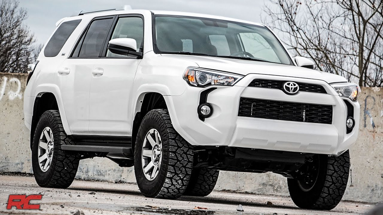 2010-2017 Toyota 4Runner 3-inch Suspension Lift Kit by Rough Country