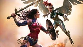 Wonder Woman: Bloodlines - Official Trailer