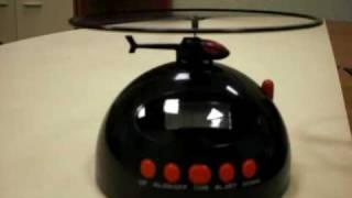 Летающий будильник с QOOP.ru - прикольный подарок