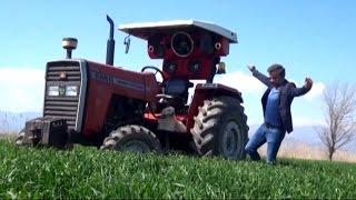Трактор на прокачку: турецкий фермер потратил $2000 на мощную акустическую систему