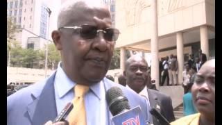 Uhuru ne Museveni: Ababaka  boogedde ku kwogera kw'abakulu bombi thumbnail