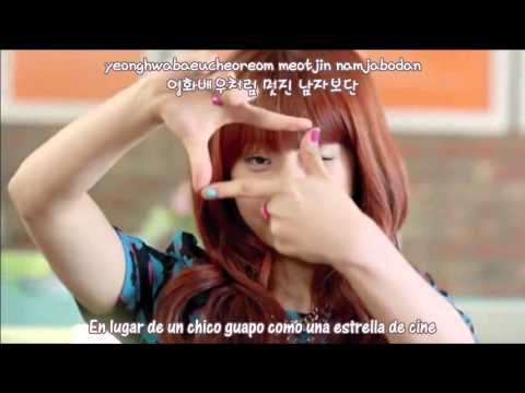 JUNIEL - Pretty Boy [Sub Español + Hangul + Rom]