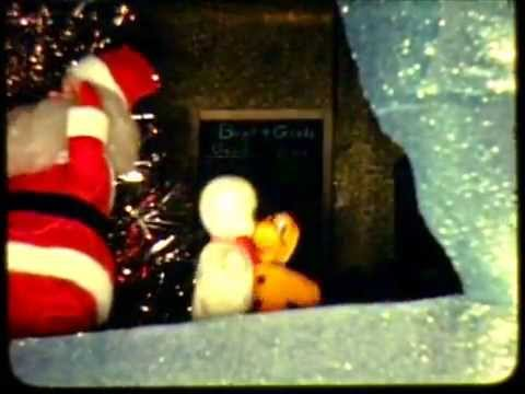 Pirius Bakery animated Christmas display 1961 Red Wing, MN