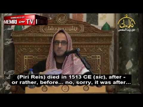 Palestyński duchowny o złodziejstwie Kolumba