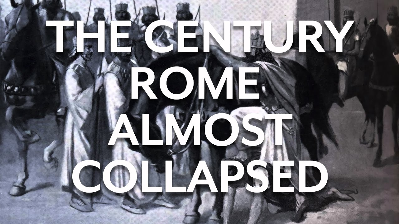 the third century crisis The third century crisis in roman government took a number of forms - political,  military, and economic by the reign of claudius ii gothicus (268-270 ad) the.