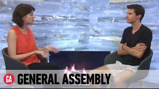 General Assembly Founder Friday with Justin McLeod, CEO of Hinge