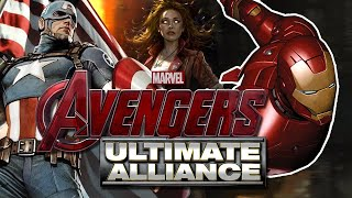Avengers: Ultimate Alliance Is Square Enix