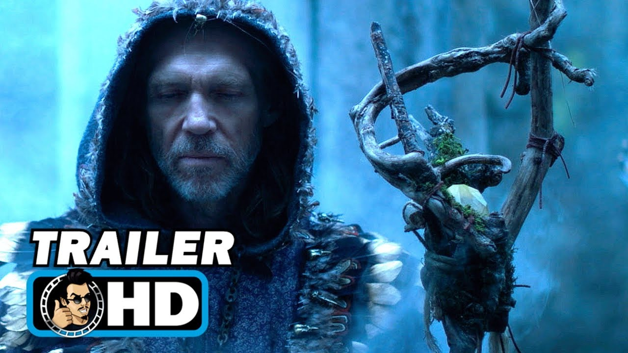 Download ARTHUR AND MERLIN: KNIGHTS OF CAMELOT Trailer (2020) Fantasy Movie HD
