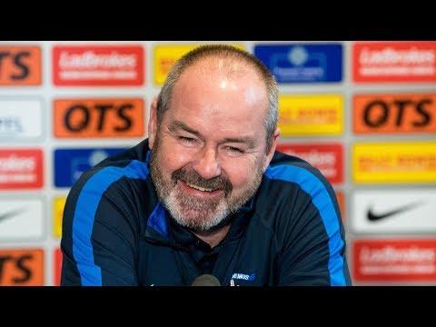 Media Conference | Steve Clarke pre-Aberdeen