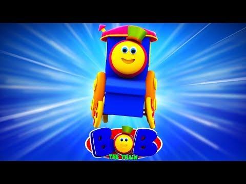🔴 Bob The Train Cartoons Videos For Children | Fun Nursery Rhymes For Babies