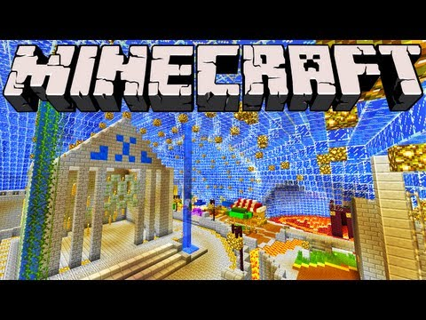 Minecraft - Underwater City