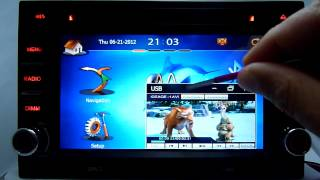 Video AS8601i ARM11-800Mhz Core Logic CPU Navigation 3G support download MP3, 3GP, MP4, WEBM, AVI, FLV Agustus 2018
