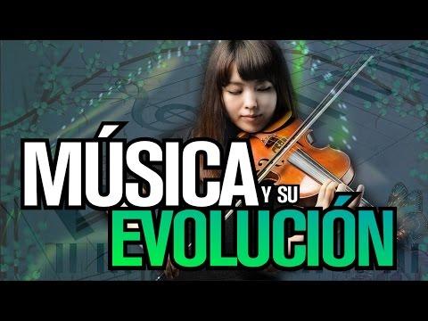 La historia de la música