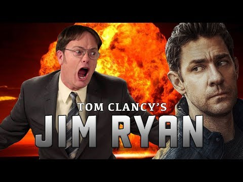 Gregory Jon - Jim Ryan's Office ~ Amazon Prime Video Original