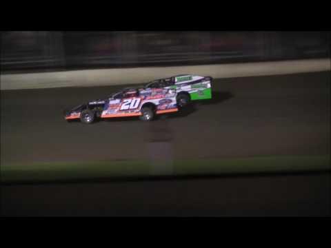USMTS @ Deer Creek Speedway A-Main  #69 Lucas Schotts  9-23-2016 MTS - dirt track racing video image