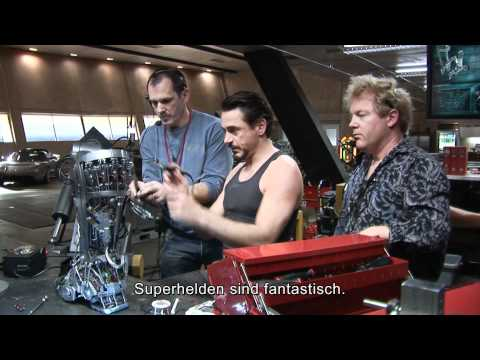 IRON MAN| Making of Iron Man: Realitätsbezug eng / ger sub Mp3