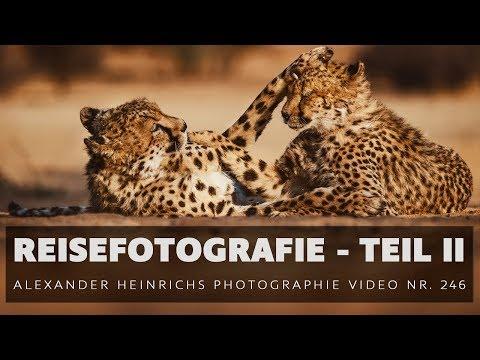 Reisefotografie Teil II (Tiere) - ah-photo Video 246