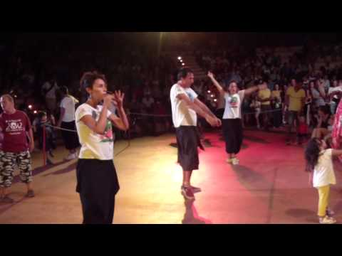 Baby Dance Torre del Faro - Porto Greco 06.09.2014 Ultima Hero Dance