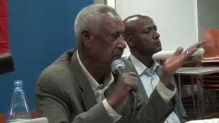 celebration 4 years grand ethiopian renaissance dam in frankfurt with aboy sbhat nega