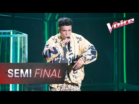 Semi Final: Siala Sings 'Where Is The Love?' | The Voice Australia 2020