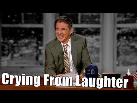 Craig Ferguson Laugh Attacks - Fresh New Compilation 2018 #1