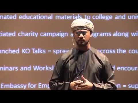 Creating an award winning organizing knowledge Oman: Tariq a