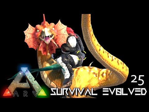 ARK: SURVIVAL EVOLVED - NEW COCKATRICE TAMING MYTHICAL CREATURES !!! E25 (MOD ARK EXTINCTION CORE)